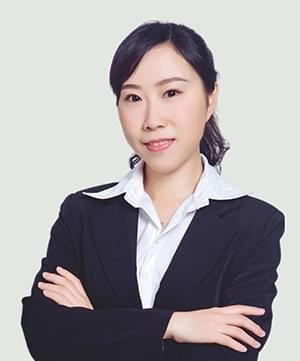 张雨露(西诺法语名师)Célia