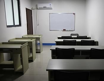 西诺教育下沙计量校区教室展示