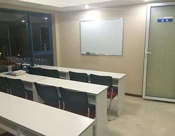 小和山德语课堂专用教室照片