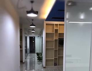 西诺教育转塘校区教室走廊