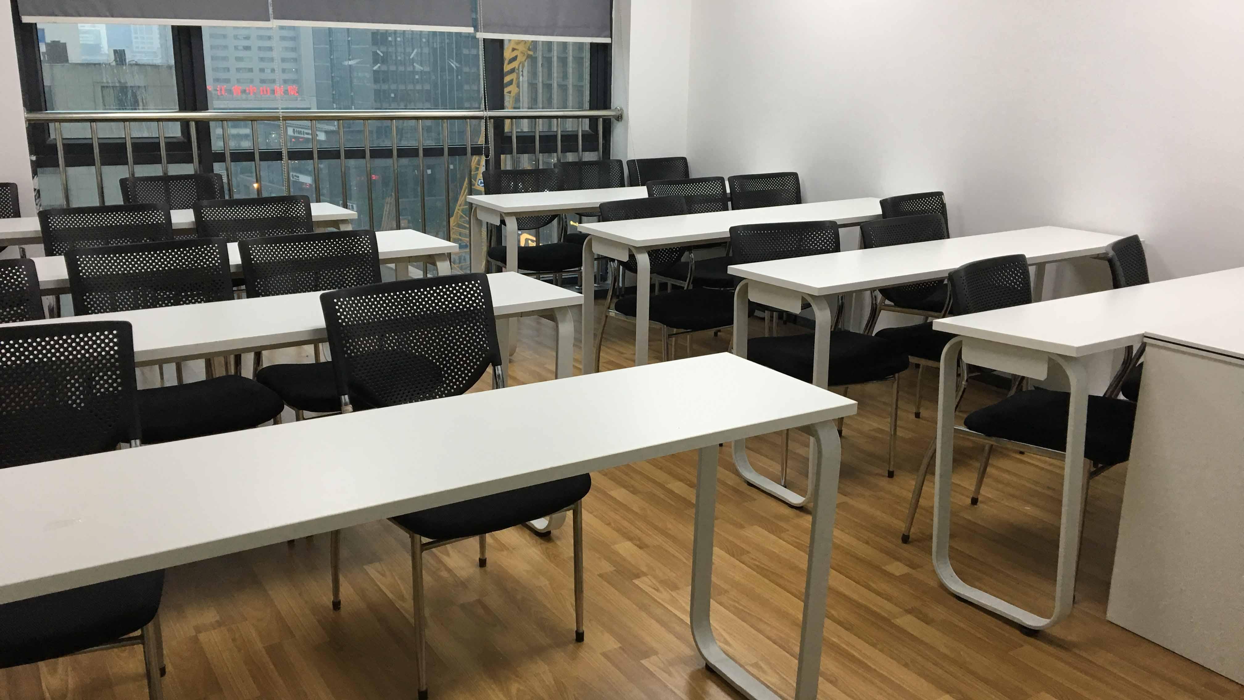 西诺总部学员培训课室
