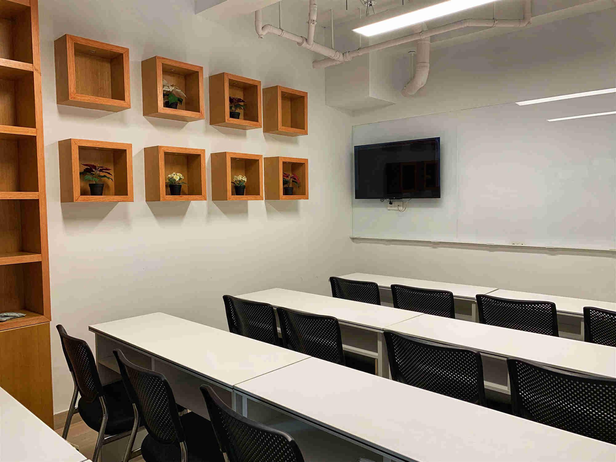 下沙传媒教室1