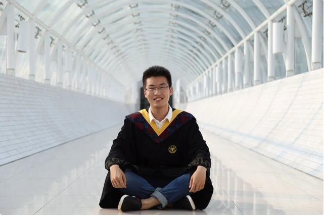 「西诺明星学员」浙大本科毕业赴德深造三年,只为中国梦做贡献