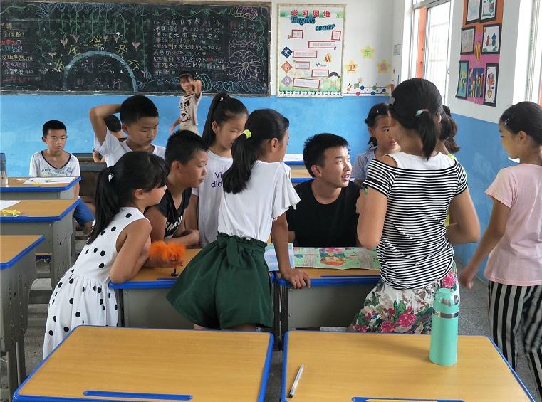 方同学:学法语自信真的非常重要