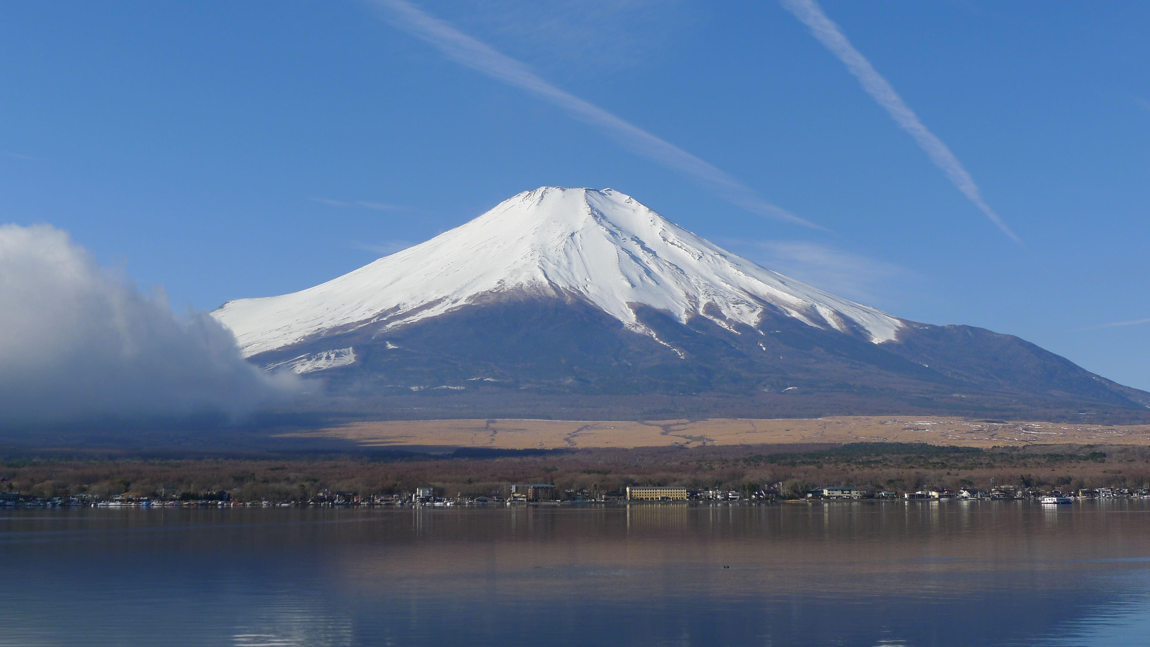 杭州培训项目  说起日本的风景名胜,往往第一个就想到了富士山.