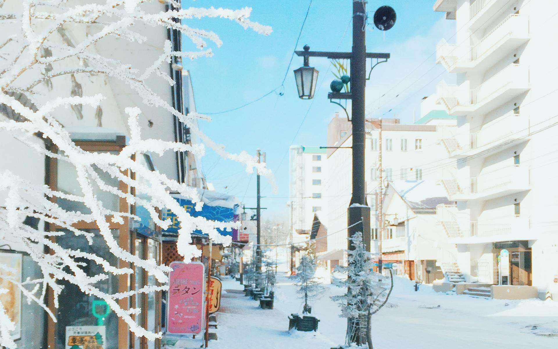 西诺教育:日本北海道旅游景点推荐!