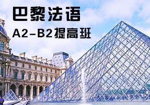 巴黎法语A2-B2提高班