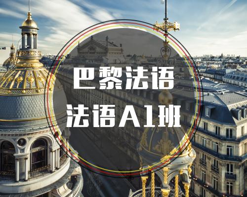 巴黎法语之法语A1班