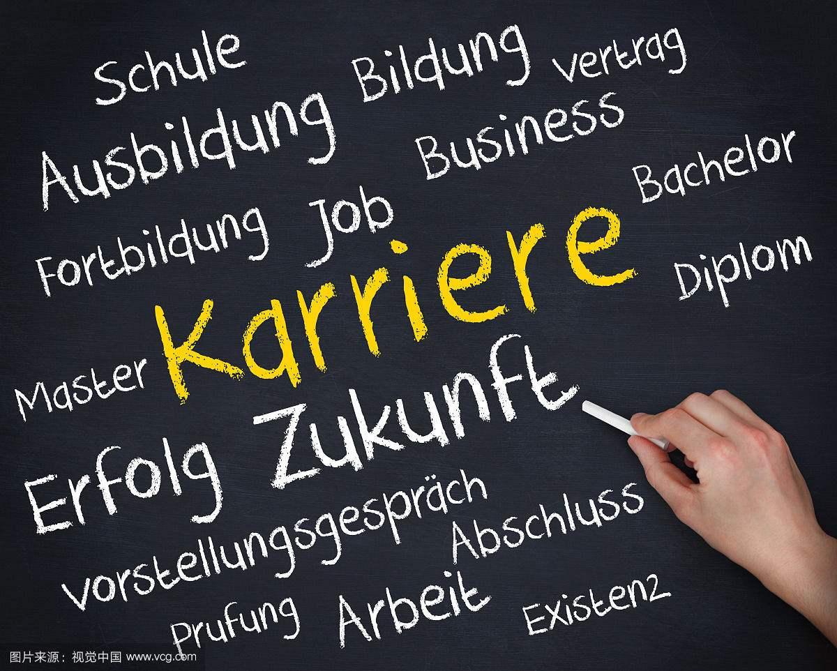 杭州德语培训:简单德语口语极速入门(四)