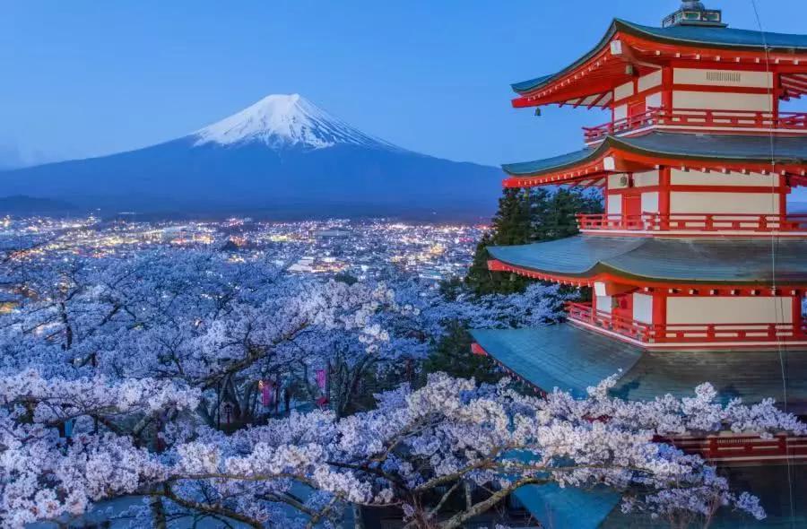 杭州日语培训班:分享几个日本的小众旅行地